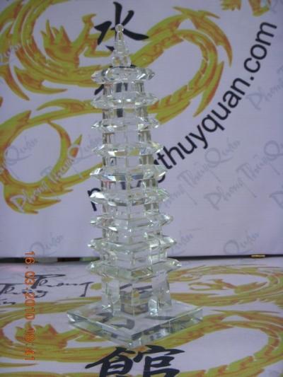 Tháp Văn Xương (pha lê) DA09