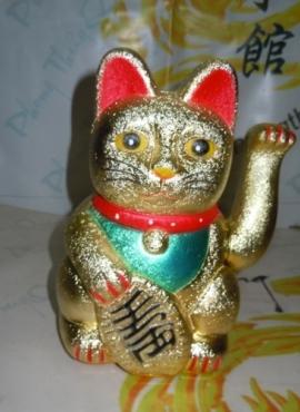 Mèo May Mắn KH17