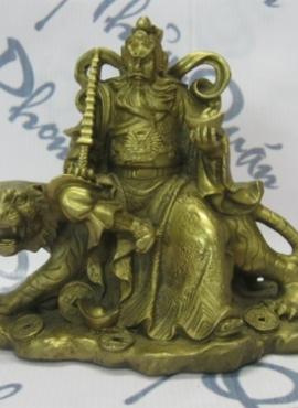 Tài Thần Triệu Công Minh TT01