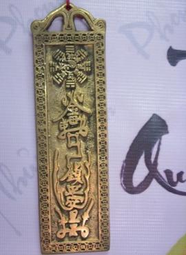 Kim bài Thái Sơn Thạch Cảm Đương PK27