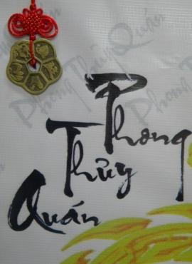 Đồng Tiền Hoa Mai TX10